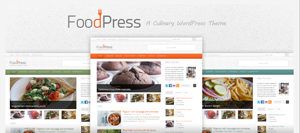 Foodpress Tema Themeforest