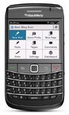 Wordpress aplikacija za BlackBerry uređaje