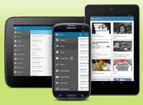 Wordpress aplikacija za Android