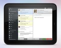 Wordpress aplikacija za webOS