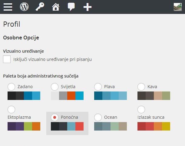 wp-admin-palete-boja